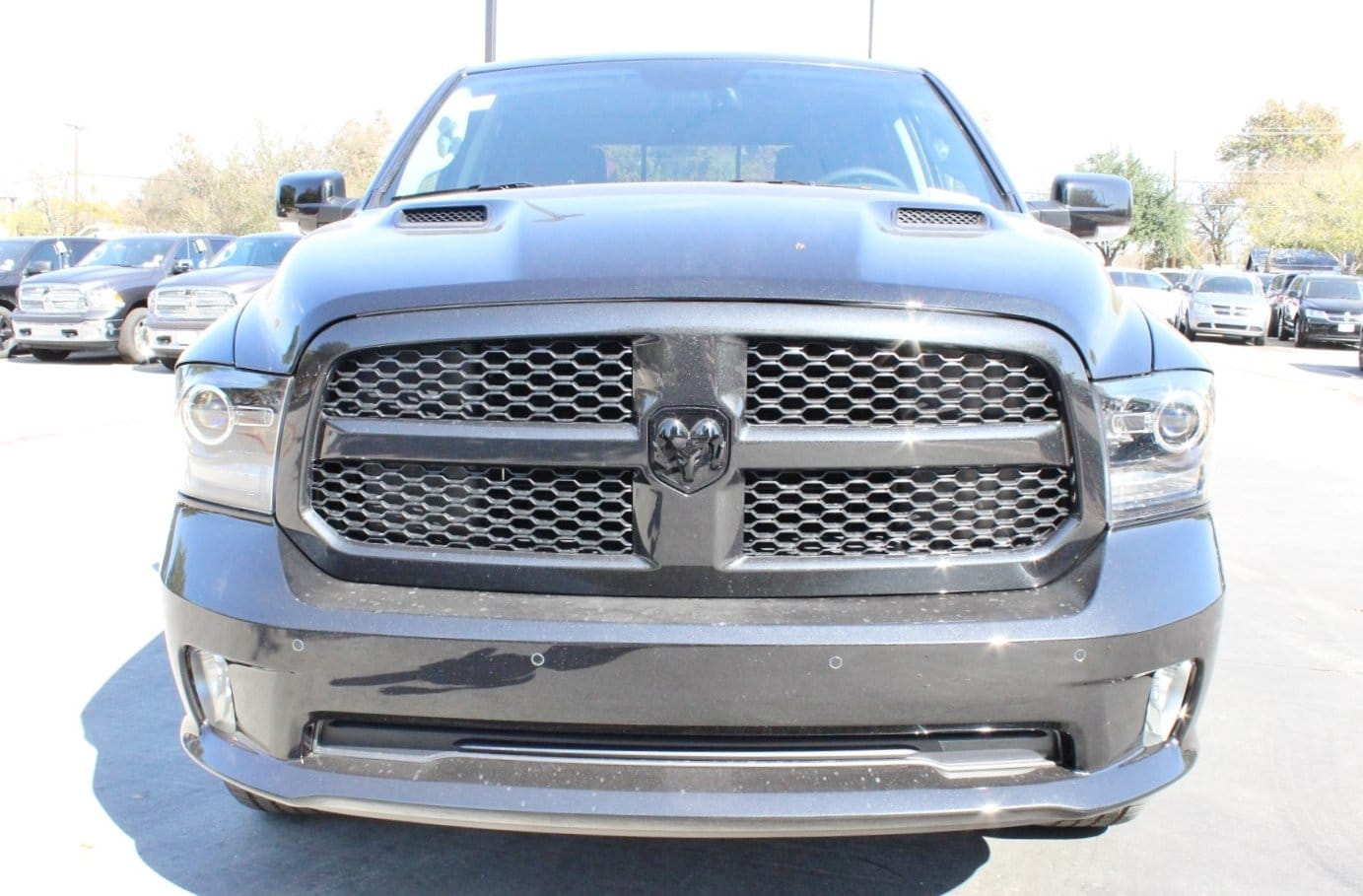2018 Ram 1500 Crew Cab 4x4,  Pickup #TS136071 - photo 5