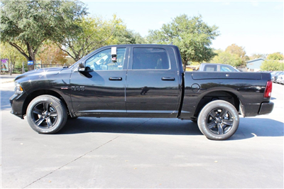 2018 Ram 1500 Crew Cab 4x4,  Pickup #TS136071 - photo 4