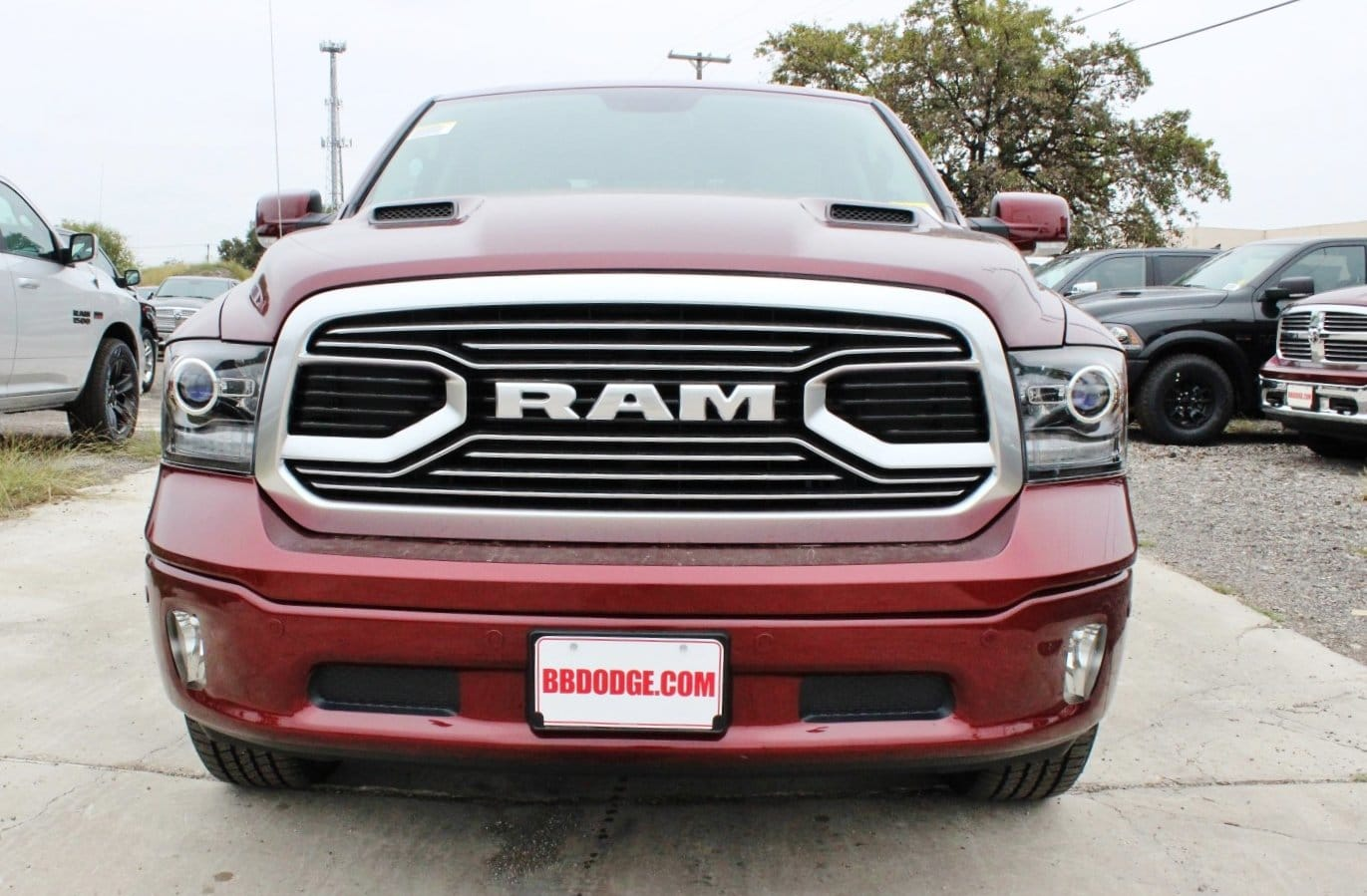 2018 Ram 1500 Crew Cab 4x4 Pickup #TS151159 - photo 5