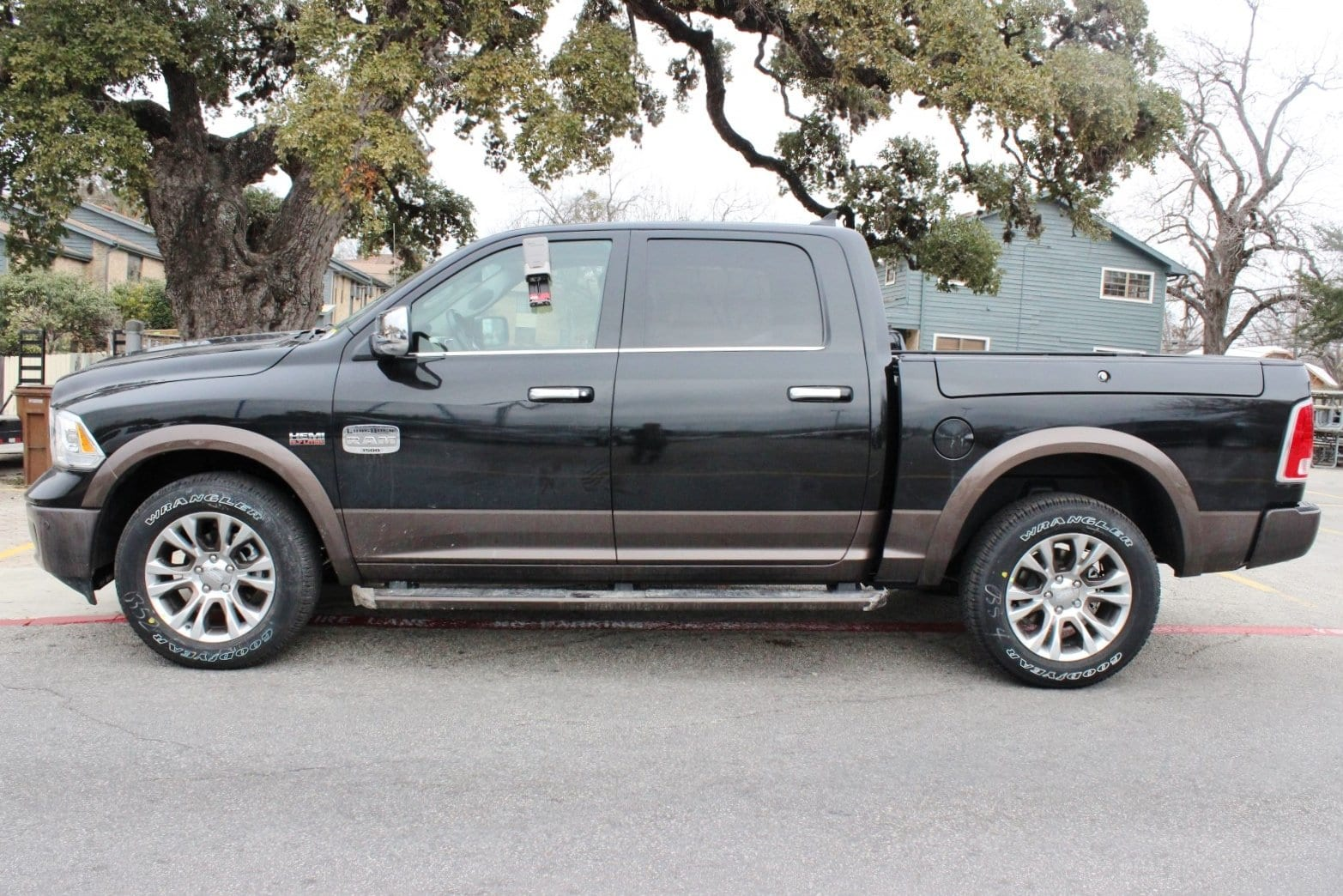 2018 Ram 1500 Crew Cab 4x4, Pickup #TS194266 - photo 4