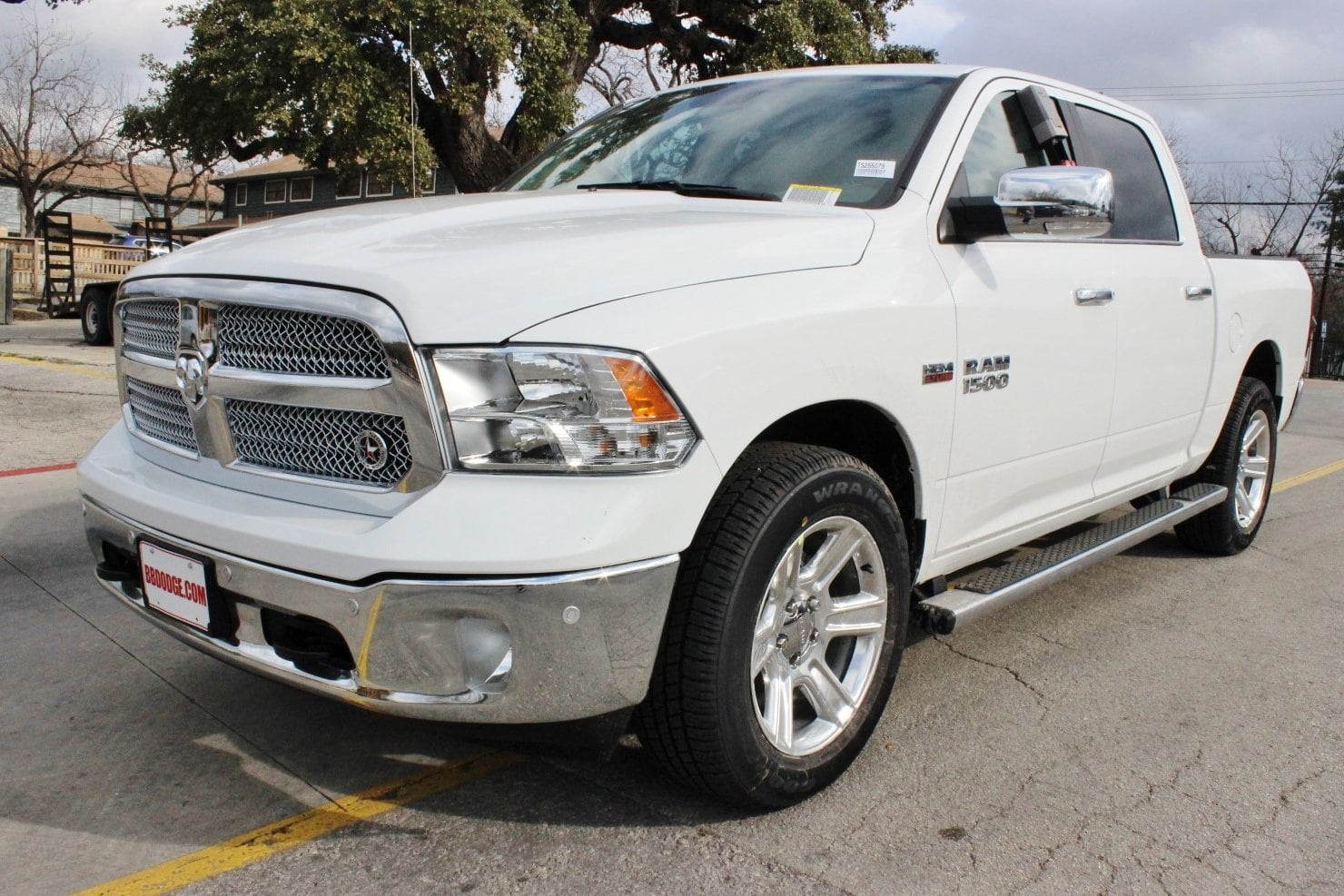 2018 Ram 1500 Crew Cab 4x2,  Pickup #TS255079 - photo 3