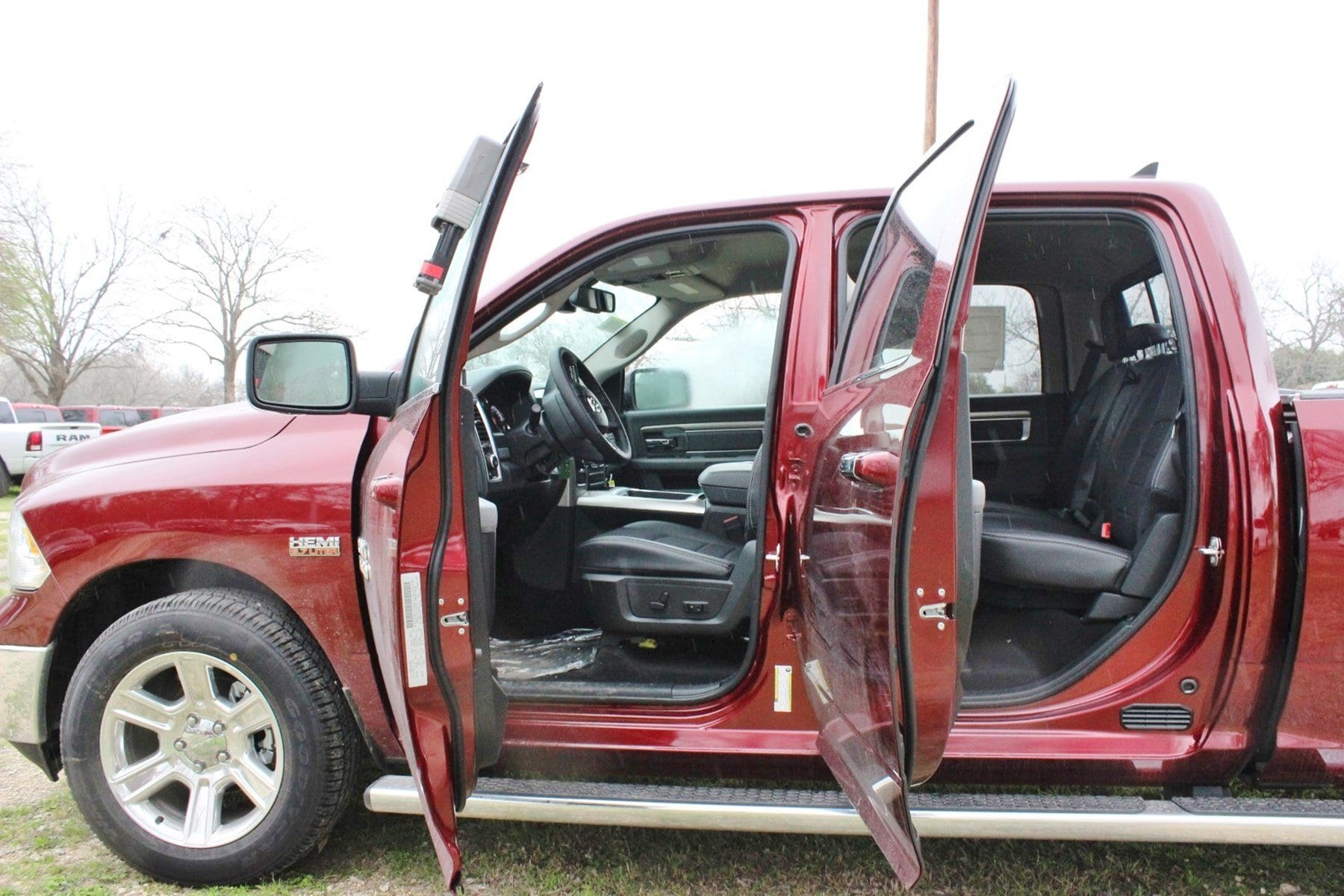 2018 Ram 1500 Crew Cab 4x2,  Pickup #TS255162 - photo 14