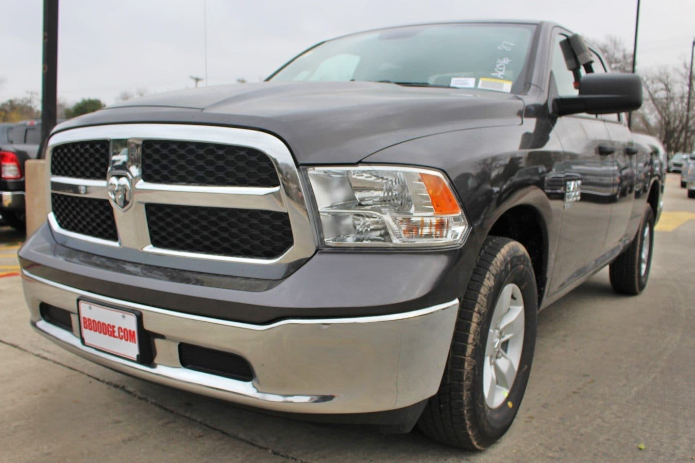2019 Ram 1500 Quad Cab 4x2,  Pickup #TS594427 - photo 3
