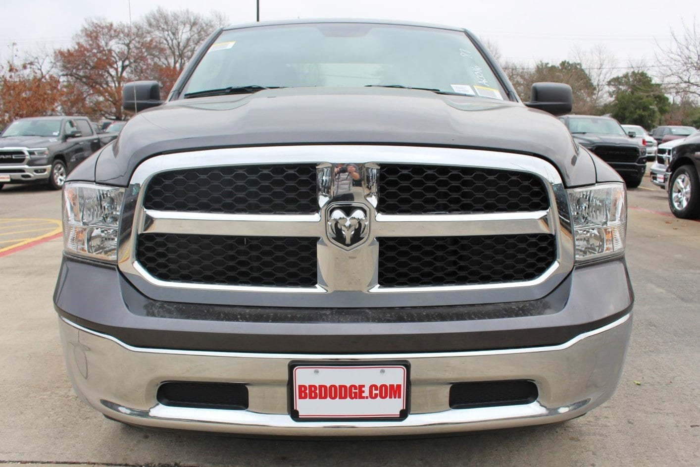 2019 Ram 1500 Quad Cab 4x2,  Pickup #TS594427 - photo 5