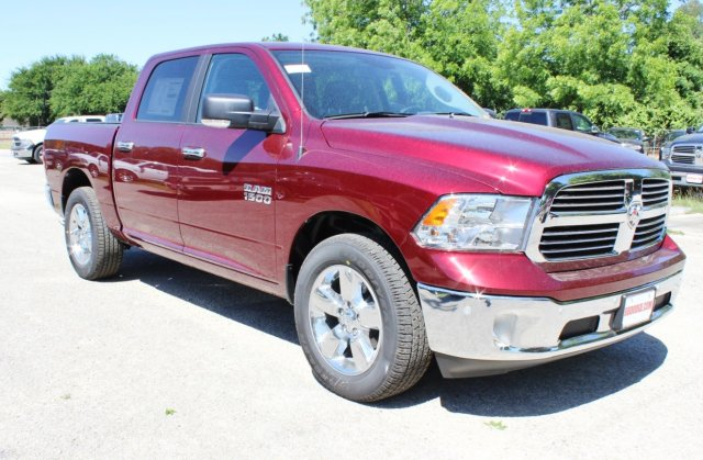 2017 Ram 1500 Crew Cab, Pickup #TS735890 - photo 1