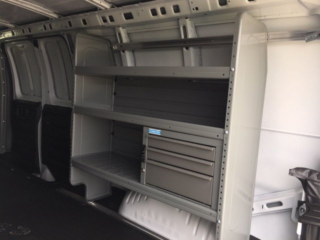 2018 Express 2500 4x2,  Adrian Steel Upfitted Cargo Van #182505 - photo 8