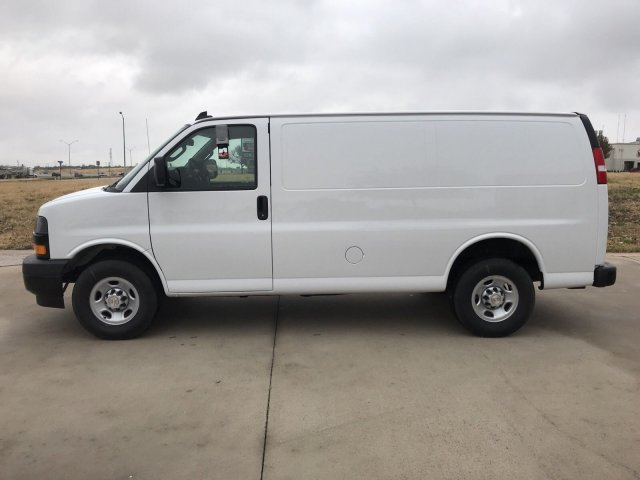2018 Express 2500 4x2,  Adrian Steel Upfitted Cargo Van #182684 - photo 4