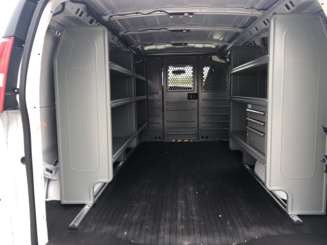 2019 Express 2500 4x2,  Adrian Steel Upfitted Cargo Van #191432 - photo 1