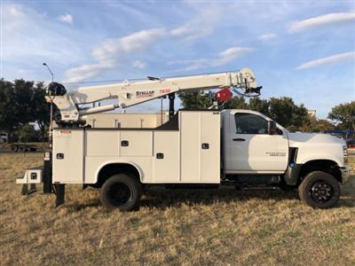 2019 Silverado Medium Duty Regular Cab DRW 4x4, Mechanics Body #192334 - photo 3