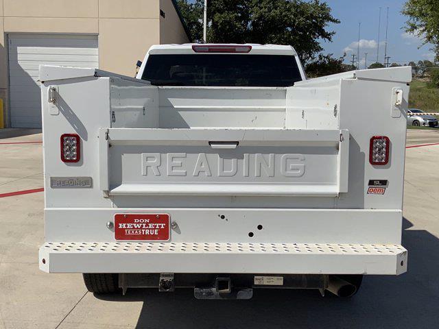 2020 Chevrolet Silverado 2500 Crew Cab RWD, Reading Service Body #201813 - photo 1