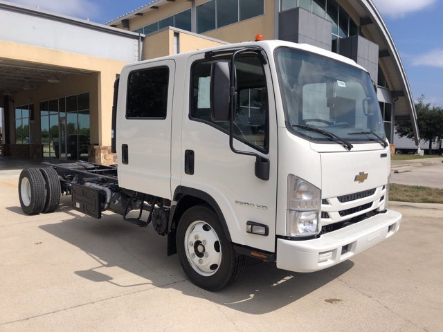 2020 Chevrolet LCF 5500XD Crew Cab 4x2, Cab Chassis #201843 - photo 1