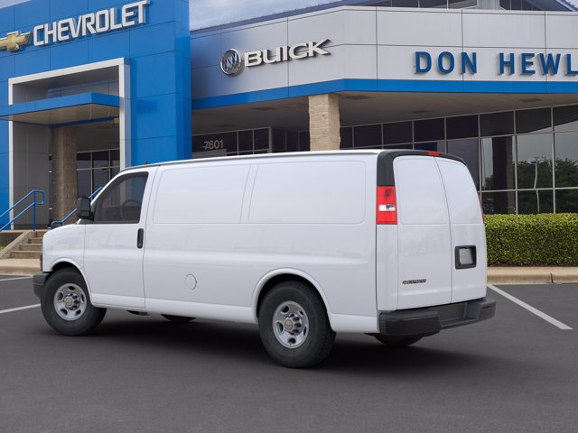 2020 Chevrolet Express 2500 4x2, Sortimo Upfitted Cargo Van #202345 - photo 6