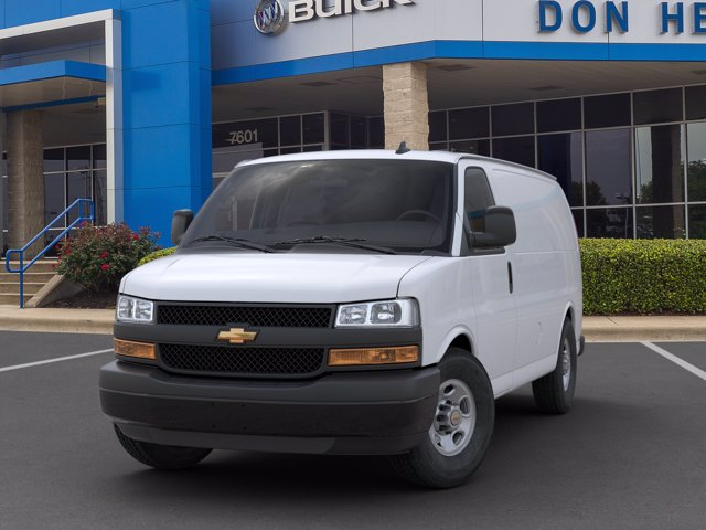 2020 Chevrolet Express 2500 4x2, Sortimo Upfitted Cargo Van #202345 - photo 3