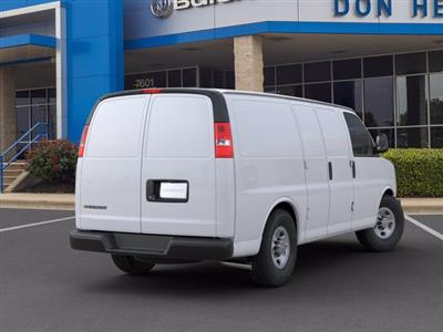 2020 Chevrolet Express 2500 4x2, Sortimo Upfitted Cargo Van #202345 - photo 2