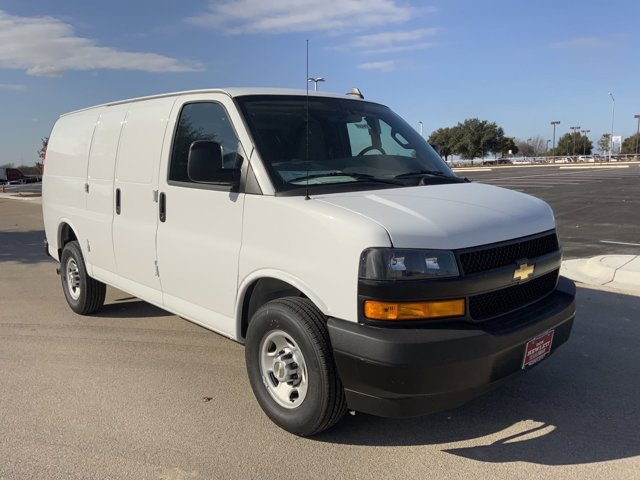 2020 Chevrolet Express 2500 4x2, Sortimo Upfitted Cargo Van #202347 - photo 1
