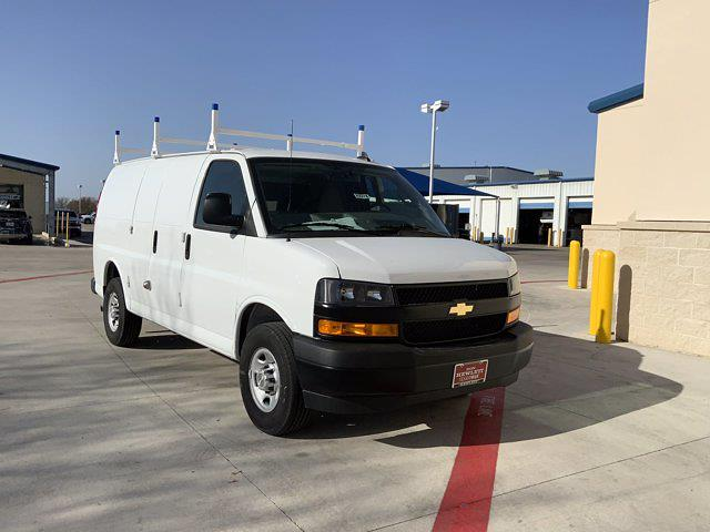 2020 Chevrolet Express 2500 4x2, Sortimo Upfitted Cargo Van #202374 - photo 1