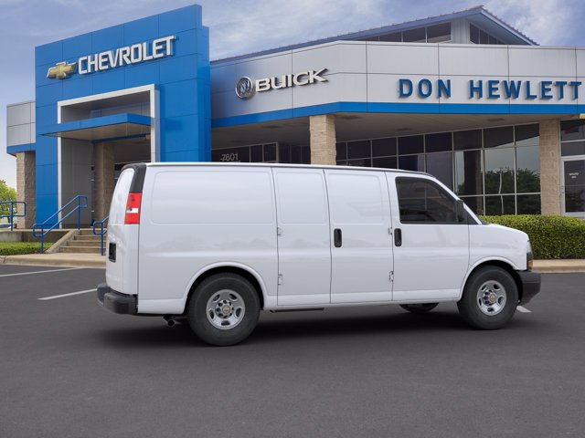 2020 Chevrolet Express 2500 4x2, Sortimo Upfitted Cargo Van #202404 - photo 5