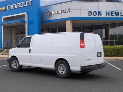 2020 Chevrolet Express 2500 4x2, Sortimo Upfitted Cargo Van #202404 - photo 4