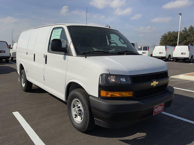 2020 Chevrolet Express 2500 4x2, Sortimo Upfitted Cargo Van #202411 - photo 1