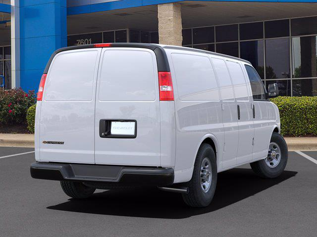 2021 Chevrolet Express 2500 4x2, Knapheide Empty Cargo Van #210720 - photo 1