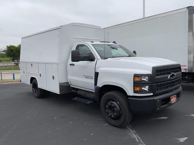 2021 Chevrolet Silverado 4500 Regular Cab DRW 4x2, Harbor Service Utility Van #210728 - photo 1