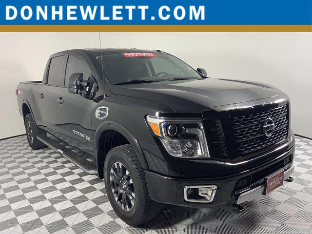 2018 Nissan Titan XD Crew Cab 4x4, Pickup #210950A - photo 1