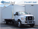 2017 F-650 Regular Cab,  Morgan Dry Freight #171650TZ - photo 1