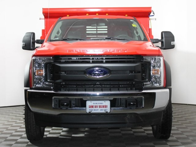 2017 F-550 Regular Cab DRW 4x4, Air-Flo Pro-Class Dump Body #171881TZ - photo 3