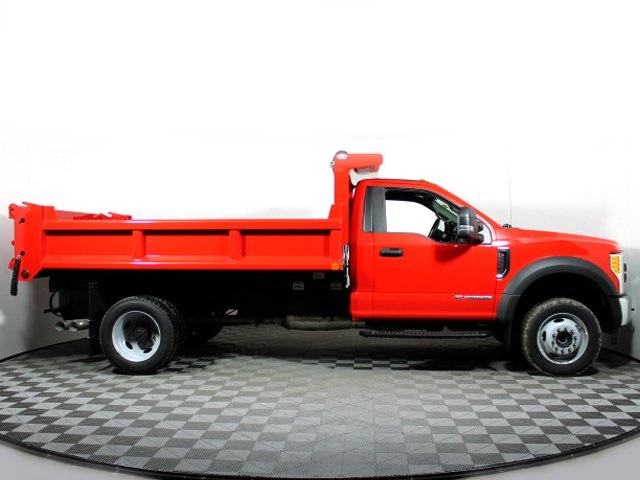 2017 F-550 Regular Cab DRW 4x4, Air-Flo Pro-Class Dump Body #171881TZ - photo 20