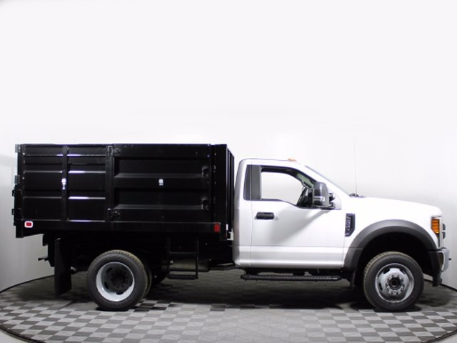2017 F-550 Regular Cab DRW 4x4,  Knapheide Landscaper Bodies Landscape Dump #172096TZ - photo 5