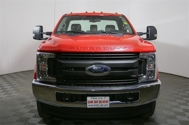 2017 F-350 Regular Cab DRW 4x4,  Knapheide Service Body #172502TZ - photo 4