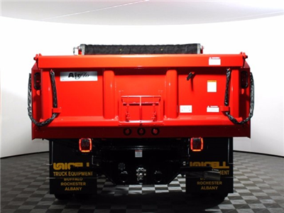2017 F-550 Regular Cab DRW 4x4, Air-Flo Pro-Class Dump Body #172530TZ - photo 2