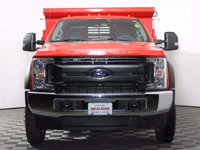 2017 F-550 Regular Cab DRW 4x4,  Air-Flo Dump Body #172531TZ - photo 3