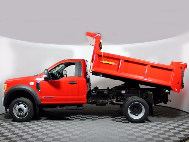 2017 F-550 Regular Cab DRW 4x4,  Air-Flo Dump Body #172531TZ - photo 20