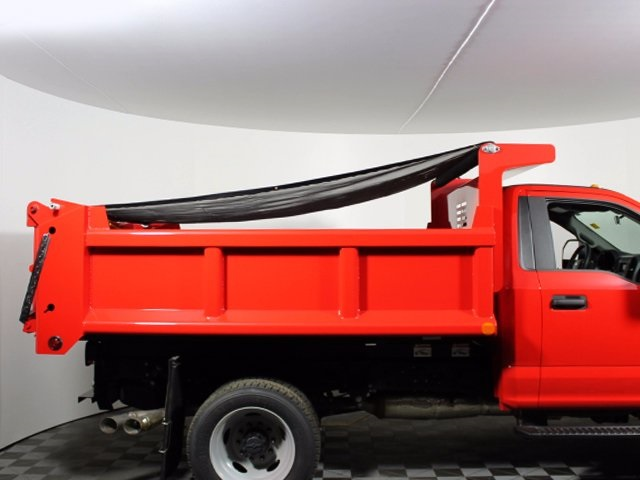 2017 F-550 Regular Cab DRW 4x4,  Air-Flo Dump Body #172531TZ - photo 24