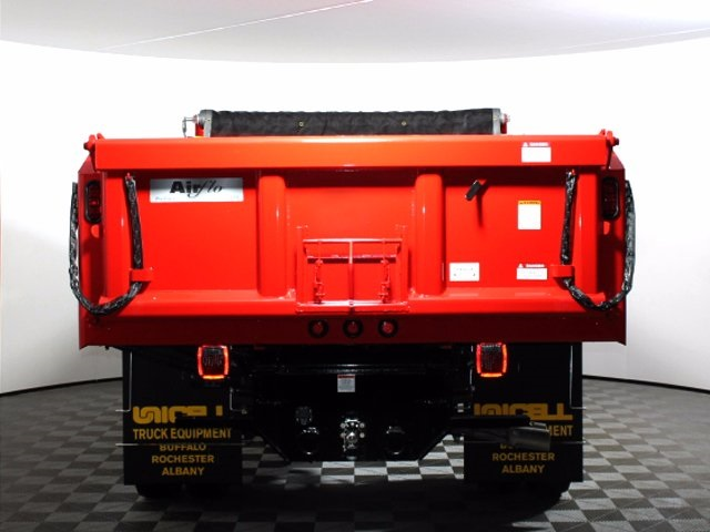 2017 F-550 Regular Cab DRW 4x4,  Air-Flo Dump Body #172531TZ - photo 2