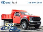 2017 F-550 Regular Cab DRW 4x4,  Air-Flo Dump Body #172531TZ - photo 1