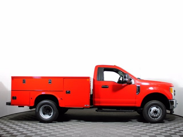 2017 F-350 Regular Cab DRW 4x4,  Knapheide Service Body #172545TZ - photo 2