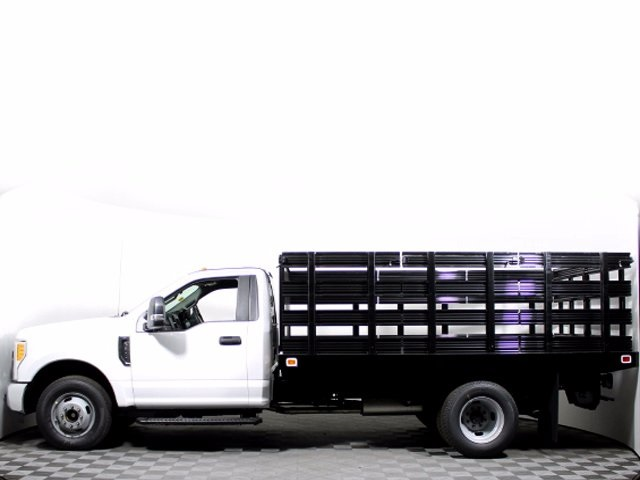 2017 F-350 Regular Cab DRW 4x2,  Knapheide Stake Bed #172549TZ - photo 5