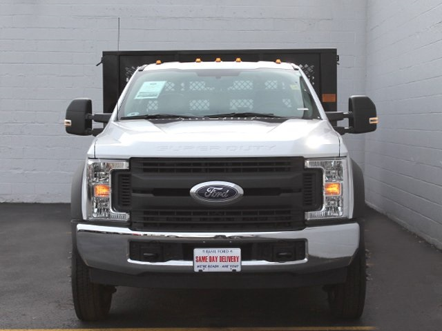 2017 F-550 Regular Cab DRW, Knapheide Stake Bed #172568TZ - photo 5