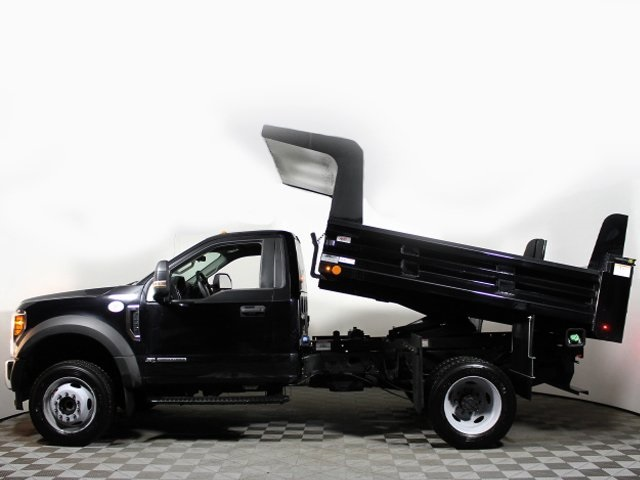 2017 F-550 Regular Cab DRW 4x4, Rugby Z-Spec Dump Body #172572TZ - photo 23