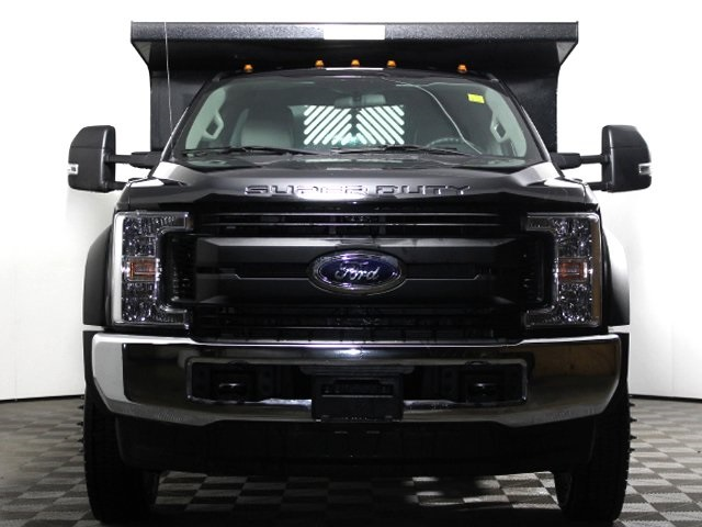 2017 F-550 Regular Cab DRW 4x4, Rugby Z-Spec Dump Body #172572TZ - photo 4
