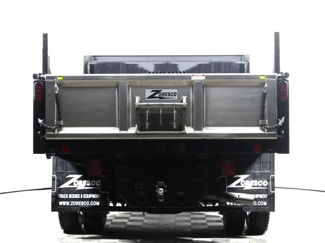 2017 F-550 Regular Cab DRW 4x4, Rugby Z-Spec Dump Body #172572TZ - photo 9