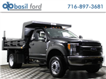 2017 F-550 Regular Cab DRW 4x4, Rugby Z-Spec Dump Body #172572TZ - photo 1