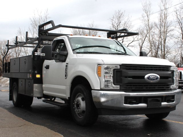 2017 F-350 Regular Cab DRW 4x2,  Knapheide Contractor Body #172613TZ - photo 19