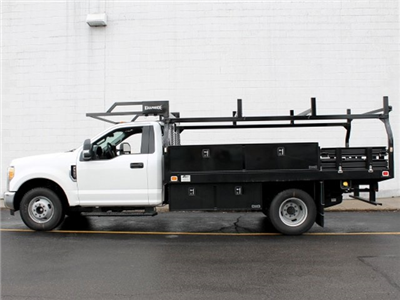 2017 F-350 Regular Cab DRW 4x2,  Knapheide Contractor Body #172613TZ - photo 5