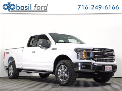 2018 F-150 Super Cab 4x4, Pickup #180067T - photo 1
