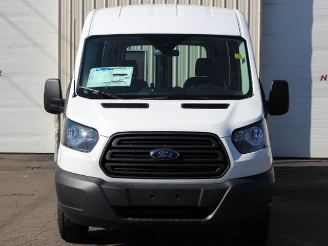 2018 Transit 250 Med Roof 4x2,  Empty Cargo Van #180156TZ - photo 3