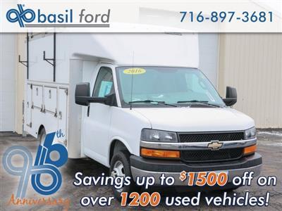 2016 Express 3500,  Service Utility Van #180156TZA - photo 1