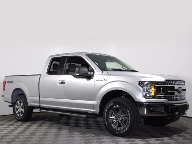 2018 F-150 Super Cab 4x4, Pickup #180199T - photo 3